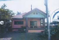 บ้านเดี่ยวหลุดจำนอง ธ.ธนาคารอาคารสงเคราะห์ ห้วยโป่ง โคกสำโรง ลพบุรี