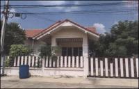 บ้านแฝดหลุดจำนอง ธ.ธนาคารอาคารสงเคราะห์ ช่องสาริกา พัฒนานิคม ลพบุรี