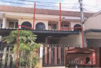 ทาวน์เฮ้าส์หลุดจำนอง ธ.ธนาคารอาคารสงเคราะห์ กกโก เมืองลพบุรี ลพบุรี