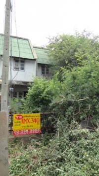 ทาวน์เฮ้าส์หลุดจำนอง ธ.ธนาคารกรุงศรีอยุธยา นิคมสร้างตนเอง เมืองลพบุรี จังหวัดลพบุรี